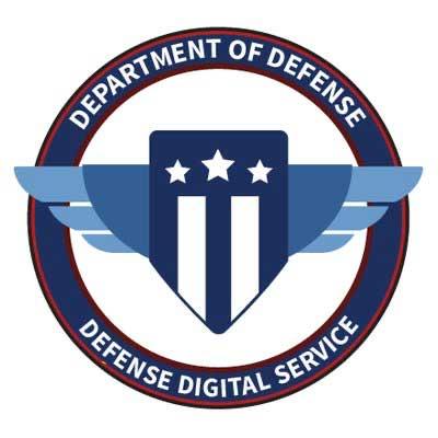 Logo of the Defense Digital Service